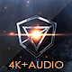 Fireball Logo Reveal - VideoHive Item for Sale