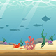 Game Background Undersea - GraphicRiver Item for Sale