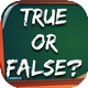 True or false? - CodeCanyon Item for Sale