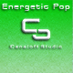Upbeat Energetic Pop Inspiring