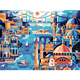 Istanbul Horizontal Travel Poster - GraphicRiver Item for Sale