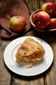 Piece of apple pie - PhotoDune Item for Sale