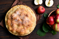Apple pie and fresh fruits - PhotoDune Item for Sale