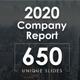 2020 Company Report Keynote Templates Bundle - GraphicRiver Item for Sale