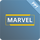 Marvel - Business & Multipurpose PowerPoint Template - GraphicRiver Item for Sale
