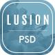 Lusion - Multipurpose eCommerce PSD Template - ThemeForest Item for Sale