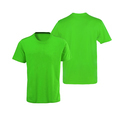Green t-shirt isolated on white background - PhotoDune Item for Sale