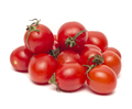 Ripe Fresh Cherry Tomatoes isolated - PhotoDune Item for Sale