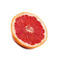slice of grapefruit isolated on white background - PhotoDune Item for Sale