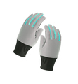Protective gloves isolated on white - PhotoDune Item for Sale