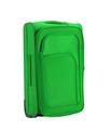 Green large suitcase isolated on white background - PhotoDune Item for Sale