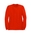 Red sweater isolated on white background - PhotoDune Item for Sale