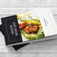 Cook Book Recipe Brochure - GraphicRiver Item for Sale