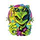 Alien Summer Graphic Design Illustration Vector Art - GraphicRiver Item for Sale