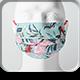 Face Mask Mock-up 2 - GraphicRiver Item for Sale