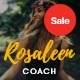Rosaleen - Health Coach WordPress Theme - ThemeForest Item for Sale