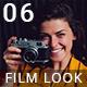 6 Film Look Pro Lightroom Presets - GraphicRiver Item for Sale