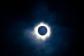 Total solar eclipse with visible corona - PhotoDune Item for Sale