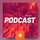 Podcast vol.2 - Music Cover Image Artwork Templates - GraphicRiver Item for Sale