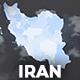 Iran Map - Islamic Republic of Iran Persia Map Kit - VideoHive Item for Sale