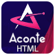 Aconte - Events, Conference and Meetup HTML Template - ThemeForest Item for Sale