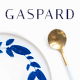 Gaspard - Restaurant and Coffee Shop Theme - ThemeForest Item for Sale