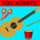 Happy Acoustic Session - AudioJungle Item for Sale
