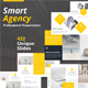 Smart Agency Powerpoint Template - GraphicRiver Item for Sale