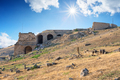 Ancient city of Hierapolis under the bright sun - PhotoDune Item for Sale