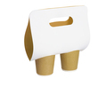 Paper Cups and Holder With Handle - PhotoDune Item for Sale