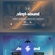 Electronic Music Party 30 – Facebook Event Cover Templates - GraphicRiver Item for Sale