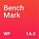 Benchmark - Multipurpose Landing Page WordPress Theme - ThemeForest Item for Sale