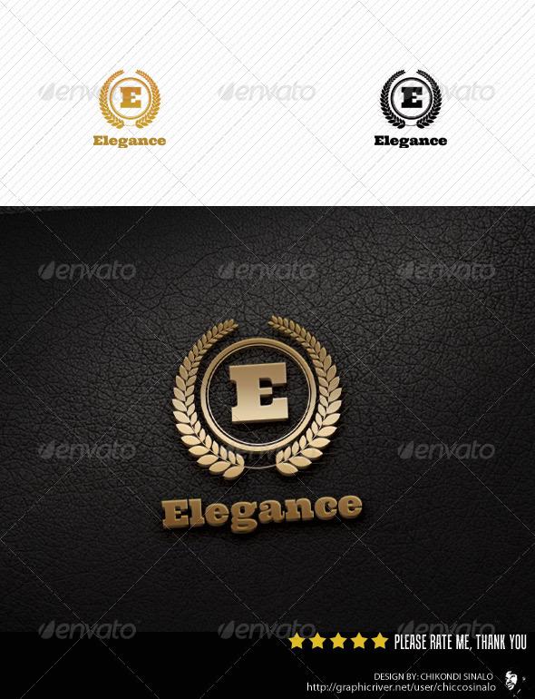Elegance Logo Template