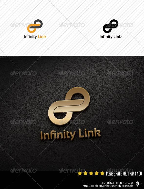 Infinty Link Logo Template