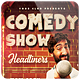 Comedy - Flyer - GraphicRiver Item for Sale