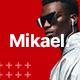 Mikael – Modern & Creative CV/Resume PSD Template - ThemeForest Item for Sale