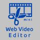 Web Video Editor Mini - CodeCanyon Item for Sale