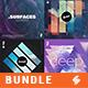 Electronic Music Album Cover Templates Bundle 30 - GraphicRiver Item for Sale