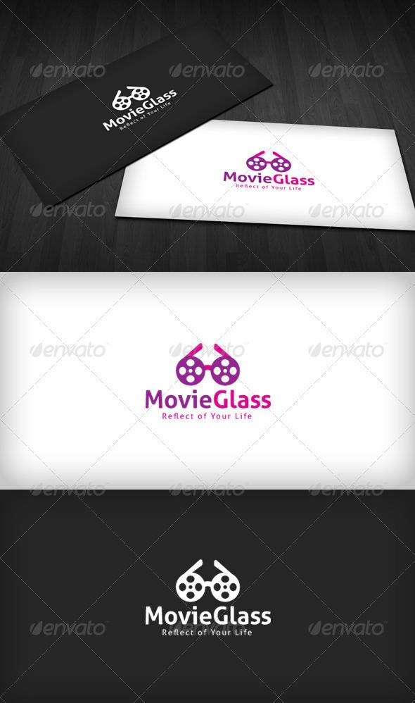 Movie Glass Logo