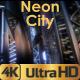 Neon Futuristic City 2 - VideoHive Item for Sale