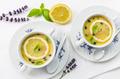 Avgolemono - delicious Greek chicken egg and lemon soup - PhotoDune Item for Sale