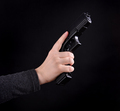 Hand with a gun - PhotoDune Item for Sale