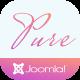 Pure - Beauty Salon Joomla Template for Cosmetics & Makeup Artist Portfolio - ThemeForest Item for Sale