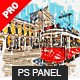 Marker Sketch Toolkit - Amsterdam - Photoshop Plugin - GraphicRiver Item for Sale