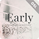 Early - Minimal & Fashion Google Slide - GraphicRiver Item for Sale