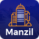 Manzil - Construction and Building HTML Template - ThemeForest Item for Sale