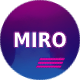ReactJS Creative Personal Portfolio Template - Miro - ThemeForest Item for Sale