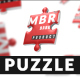 Puzzle Logo Reveal - VideoHive Item for Sale