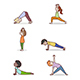 Children Yoga - GraphicRiver Item for Sale