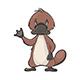 Cartoon Platypus - GraphicRiver Item for Sale